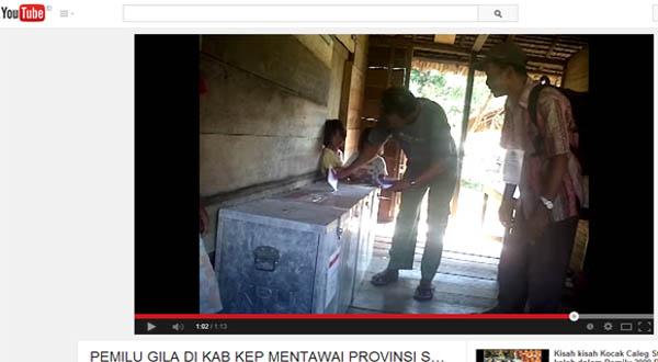 Cuplikan video