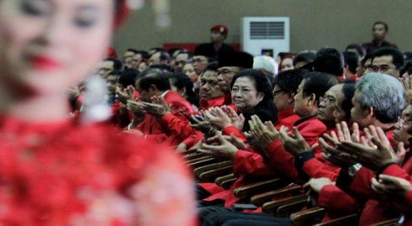 PDIP Susah Berkoalisi karena Masih Ada Goncangan Internal