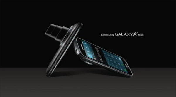 Samsung Galaxy K Zoom (foto: Rintani/Okezone)