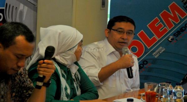 Fadli Zon: Pelanggaran HAM Sudah Basi!