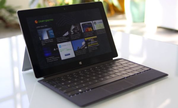 Microsoft Surface.
