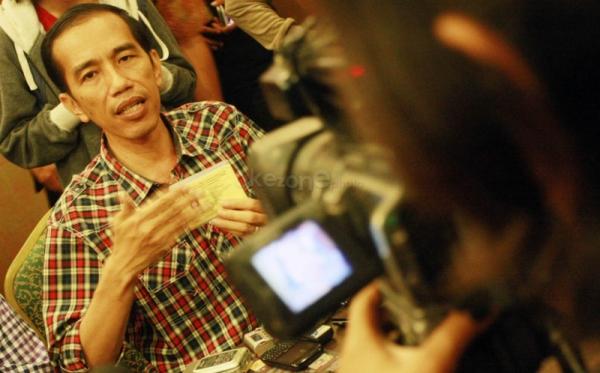 Joko Widodo (Jokowi) (Foto: Okezone)