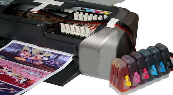 Ilustrasi tinta printer isi ulang (foto: Ist)