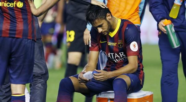 Neymar da Silva Santos Junior (Foto: Reuters)