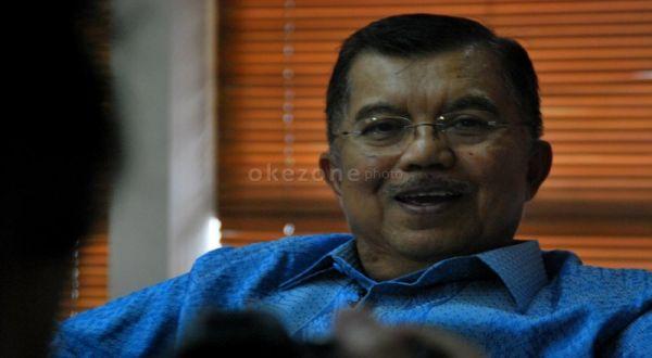 HM Jusuf Kalla (Foto: Dok. Okezone)