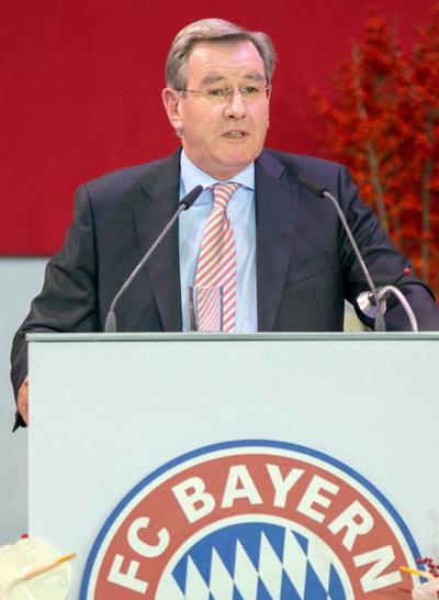 presiden baru Bayern Munich, Karl Hopfner (Foto: Ist)