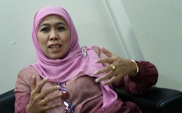 Khofifah Indar Parawansa (Foto: Okezone)