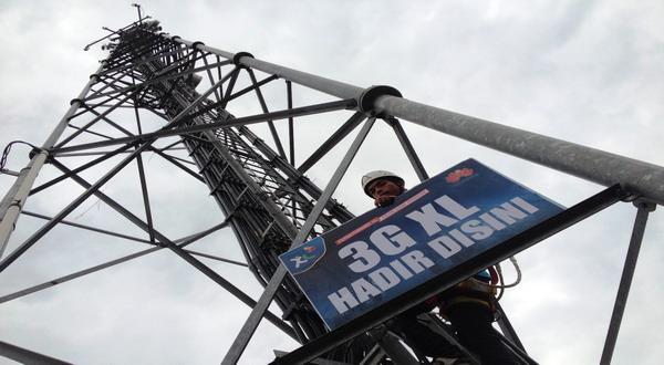 XL Optimalkan 6.350 BTS di Jawa Timur