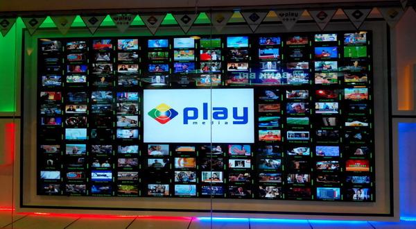 Launching MNC Play Media di Jakarta (foto: Luthfi/Okezone)