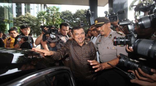JK Bersaksi di Pengadilan Tipikor untuk Kasus Bank Century