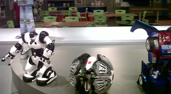 ilustrasi robot (foto: okezone)