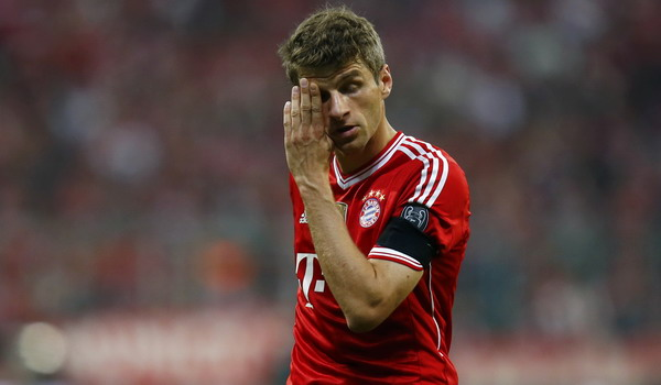 Thomas Muller (foto: Reuters)