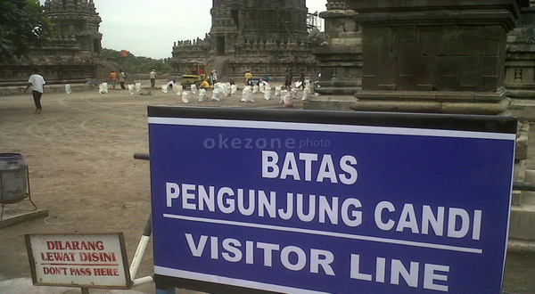 Candi Borobudur (foto: okezone)