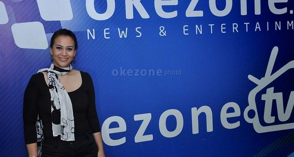 Zoya Amirin (Foto: Feri Usmawan/Okezone)