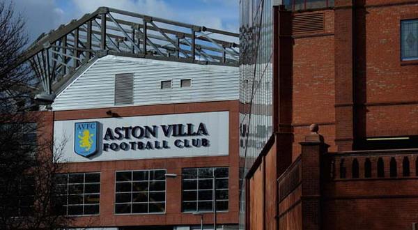 Markas klub Aston Villa. (Foto: Ist)
