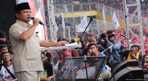 SBY Restui Duet Prabowo-Hatta