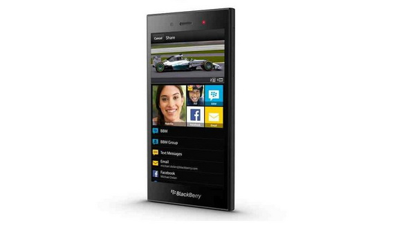 Smartphone Z3,