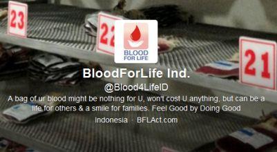 @Blood4LifeID, Instalasi Gawat Darurat di Dunia Maya (1)