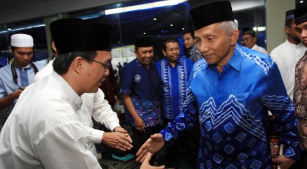 Amien Rais: Duet Prabowo-Hatta Disingkat Prahara