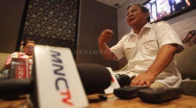 Pesan Amien Rais ke Prabowo: Jangan Munafik!