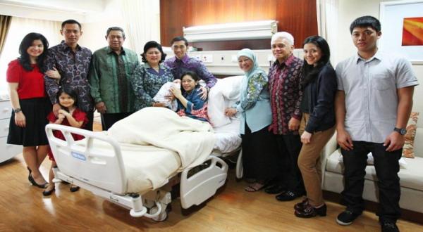 Pecah Kongsi, Hubungan Hatta dengan SBY Tetap Harmonis