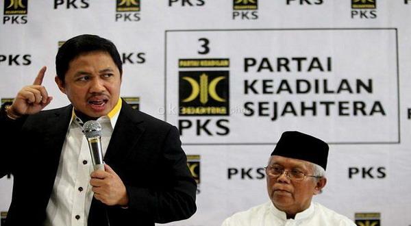 PKS Deklarasi Dukung Prabowo