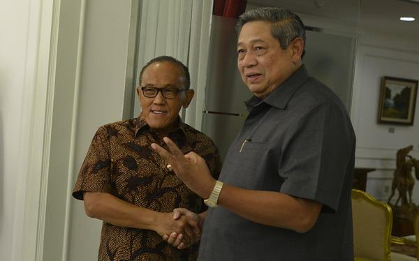SBY-Ical (Foto: Antara)