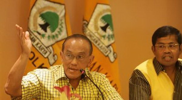 Ical Isyaratkan Koalisi ke PDIP