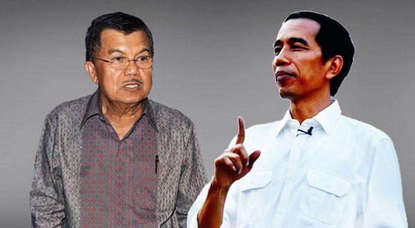 Jokowi-JK (Ilustrasi Dok Okezone)