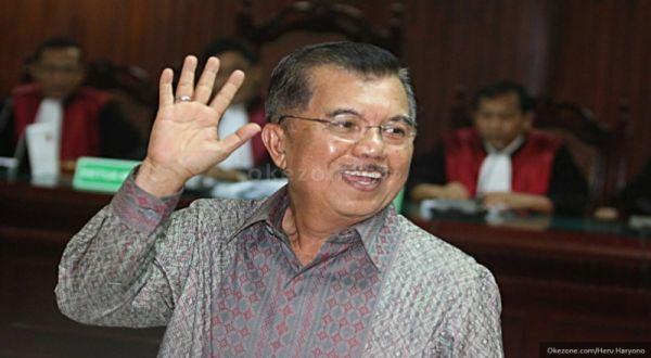Dampingi Jokowi Jadi Cawapres, JK dari Partai Mana?