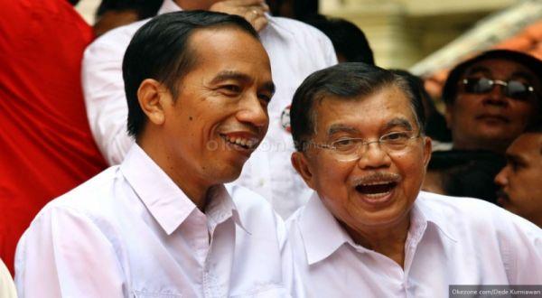 Jokowi-JK Resmi Daftarkan Diri Sebagai Capres-Cawapres di KPU