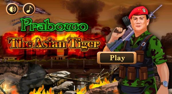 Prabowo The Asian Tiger (Foto: Screenshot)