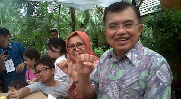 Jadi Wakil Jokowi, JK Jilat Ludah Sendiri