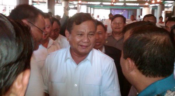 Mengapa Isu Pelanggaran HAM Tak Ditanya Saat Berpasangan dengan Megawati?