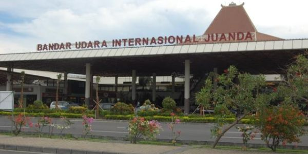 Bandara Juanda, Sidoarjo