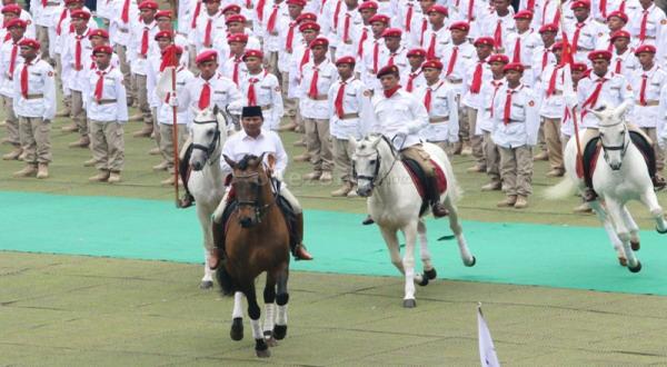 Nostalgia Prabowo saat Jadi Taruna