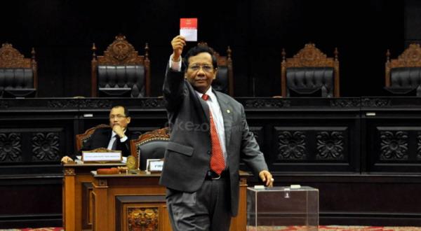 Mahfud MD Pimpin Rapat Perdana Tim Pemenangan Prabowo-Hatta