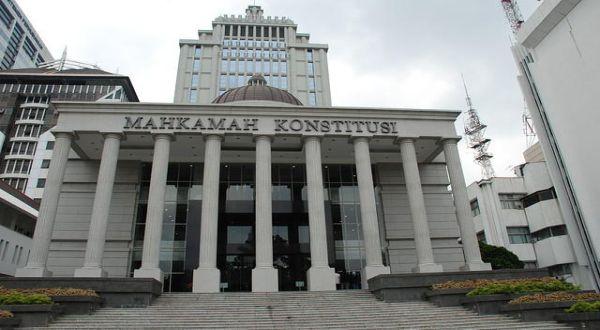 MK Gelar Sidang Perdana Sengketa Pemilu