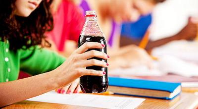 Minuman Soda Memerparah PMS ?