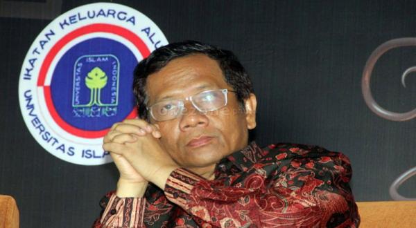 Mahfud MD (foto: Arif Julianto)
