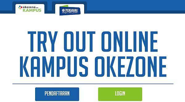 Uji Kesiapan Sbmptn 2014 Di Try Out Online Okezone Com Ayo Belajar Bersama