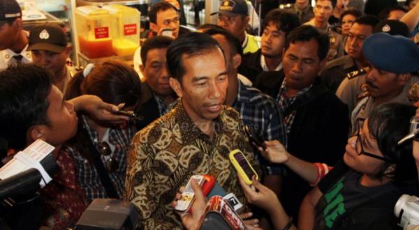 Nyapres, Jokowi Tetap Berhak Tinggal di Rumah Dinas