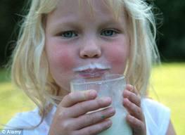 Ini Dia Fungsi Probiotik pada Susu Anak