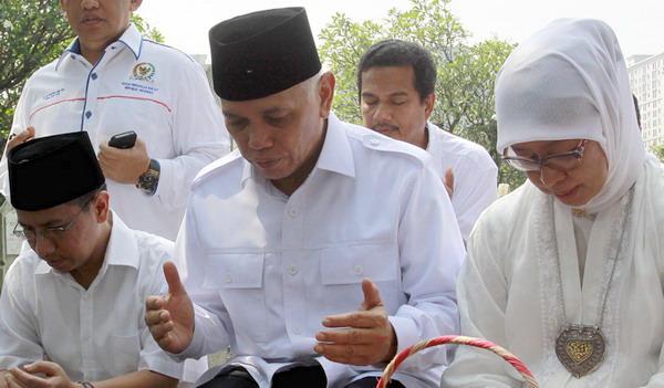 Hatta Rajasa (Foto: Dok Okezone)