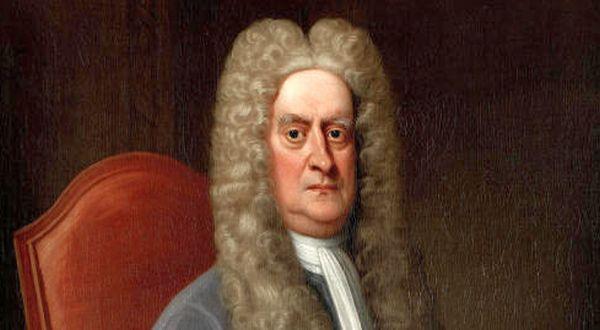 Isaac Newton, pencetus teori gravitasi. (Foto: Wikimedia)