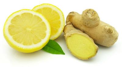 Detoks Tubuh dengan Jahe-Lemon
