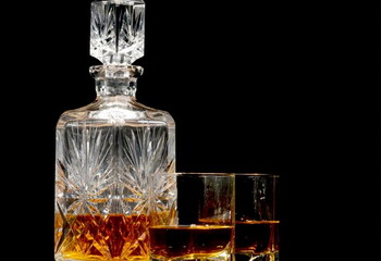 Sehari Sekali Minum Whiskey Jauhi Penyakit Kronis