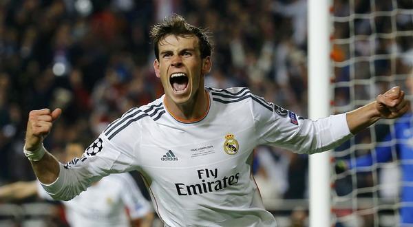 Gareth Bale (Foto: REUTERS/Kai Pfaffenbach)