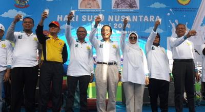 Mentan: Tahun 2025, Indonesia Berdaulat Susu