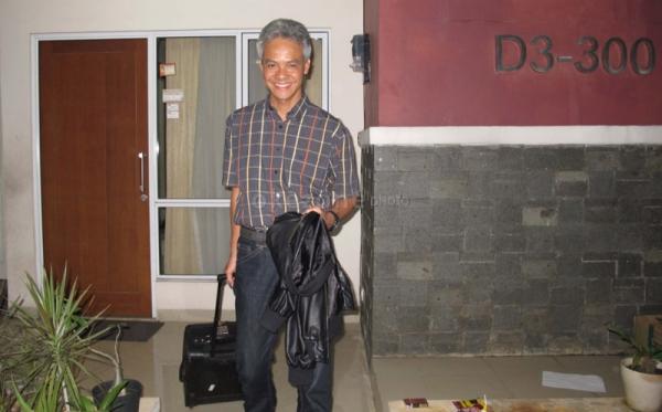 Gubernur Jawa Tengah, Ganjar Pranowo (Foto: Okezone)